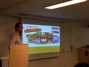 Harri Ketamo: Skill Pixels
